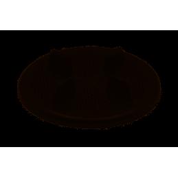 Slash Dark grey 61x122